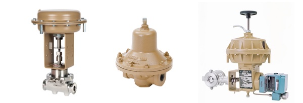 Cashco Control Valve and Pressure Regulators