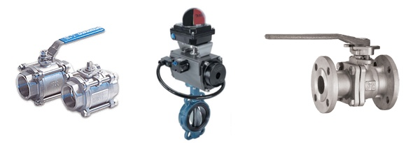 Duravalve Ball and Butterfly Valves