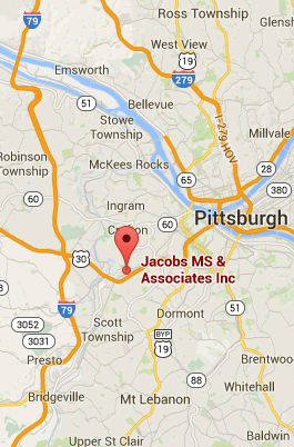 MS Jacobs Location