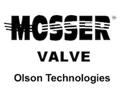 Mosser Olson Gate, Butterfly and Plug Valves