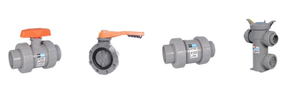 Hayward Thermoplastic Valves and Pumps